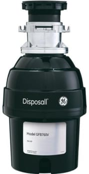 GE GFB760V - 3/4 HP Batch Feed Disposer
