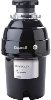 GE GFC1020V - 1 HP Continuous Feed Disposer