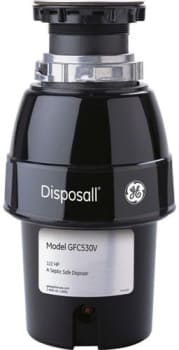 GE GFC530Vx - 1/2 HP Continuous Feed Disposer