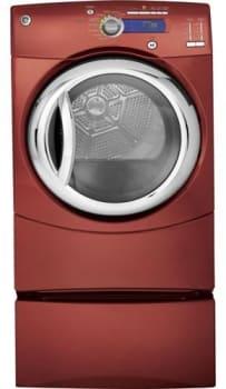 GE GFDN245GLMV - Vermillion Red (Pedestal Sold Separately)