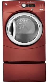 GE GFDS355GLMV - Vermillion Red (Pedestal Sold Separately)