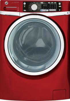 GE GFWS2605FRR - Red