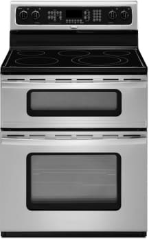 Whirlpool Gold GGE350LW - Stainless Steel