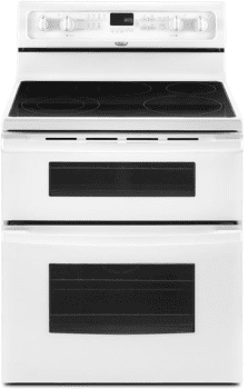 Whirlpool Gold GGE388LXQ - White