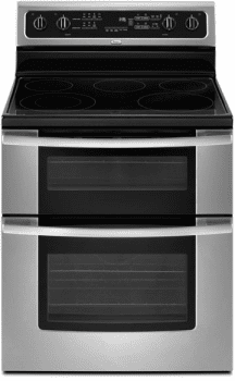 Whirlpool Gold GGE388LXS - Stainless Steel