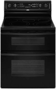 Whirlpool Gold Resource Saver GGE390LXB - Black