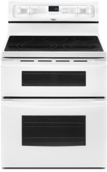 Whirlpool Gold Resource Saver GGE390LXQ - White