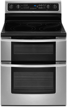 Whirlpool Gold Resource Saver GGE390LX - Stainless Steel