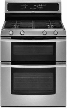 Whirlpool Gold GGG388LX - Stainless Steel