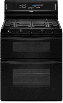 Whirlpool Gold GGG390LXB - Black