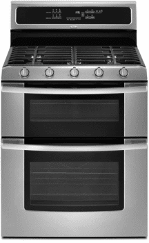 Whirlpool Gold GGG390LX - Stainless Steel