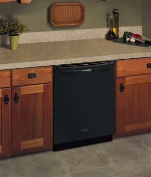 Frigidaire Gallery Series GLD4355RF - Kitchen View of Black