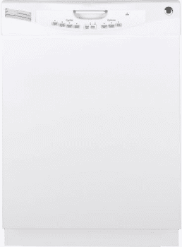 GE GLD4500VWW - White