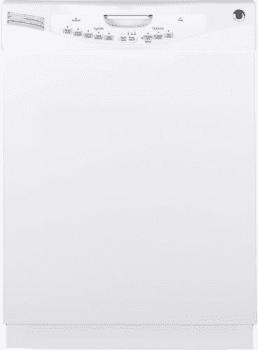 GE GLD5600VWW - White
