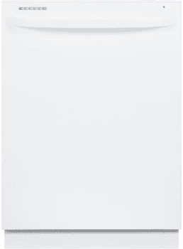 GE GLD5708VWW - White