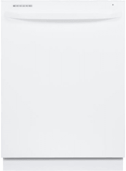 GE GLD5808VWW - White