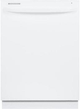 GE GLD7708VWW - White