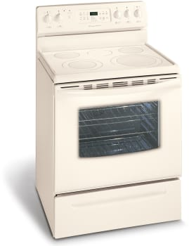 Frigidaire Gallery Series GLEF384GS - View of Bisque on Bisque