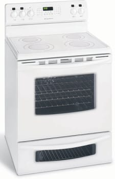 Frigidaire Gallery Series GLEFM97FPB - View of White