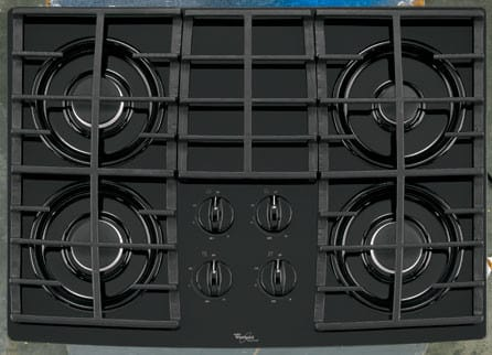 Sealed Burner Gas Cooktop
