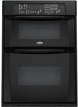 Whirlpool Gold Gmc275prb 27 Inch Built In Microwave Combination Double Wall Oven