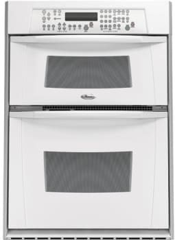 Whirlpool Gmc275prq 27 Inch Built In Microwave Combination