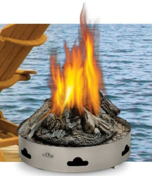 Napoleon GPFN1 - Patioflame Outdoor Gas Fireplace