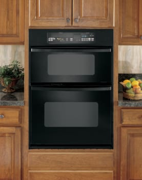 Whirlpool Gold Gsc308pjb 30 Inch Built In Combination Oven