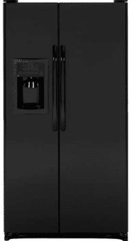 GE GSF25JGC - Black