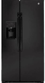 GE GSHF6LGBBB - Black