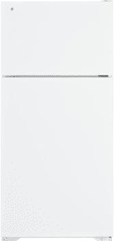 GE GTN16BBXWW - Top-Freezer Refrigerator
