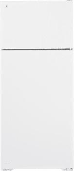 GE GTN18CBDWW - Top-Freezer Refrigerator