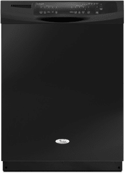 Whirlpool Gu2300xtvb Full Console Dishwasher With 6