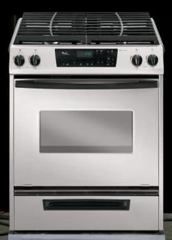 whirlpool gold gw395leps stainless steel