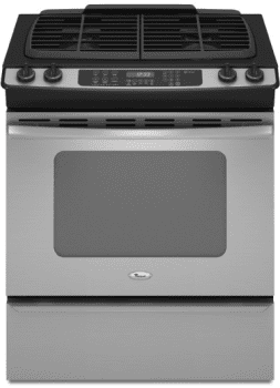 Whirlpool Gold GW399LXUS - Stainless Steel