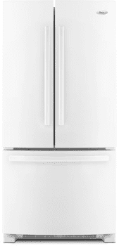 Whirlpool Gold GX2FHDXVQ - White-on-White
