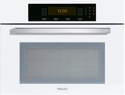 Miele MasterChef Series H4086BMBRWS - Brilliant White