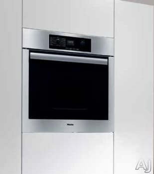 Miele Classic Design H4744BPSS - Clean Touch Steel Finish