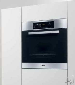 Miele Europa Design H4746BPSS - Clean Touch Steel Finish