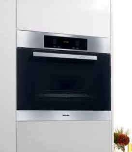 Miele Europa Design H4786BPSS - Clean Touch Steel Finish