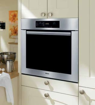 Miele Chef Classic Design H4844BPSS - Clean Touch Steel Finish