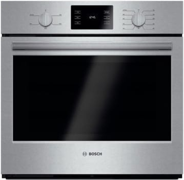 "Bosch 500 Series HBL5351UC - 30"" Single Electric Wall Oven"