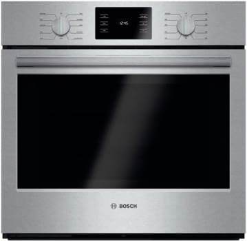 "Bosch 500 Series HBL5451UC - 30"" Single Electric Wall Oven"