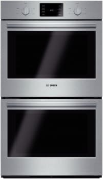 "Bosch 500 Series HBL5551UC - 30"" Double Electric Wall Oven"