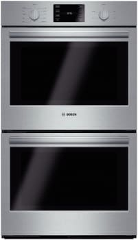 "Bosch 500 Series HBL5651UC - 30"" Double Electric Wall Oven"