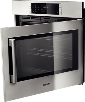 "Bosch Benchmark Series HBLP451RUC - 30"" Single Electric Wall Oven"