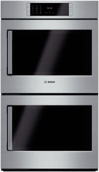 "Bosch Benchmark Series HBLP651 - 30"" Double Electric Wall Oven"