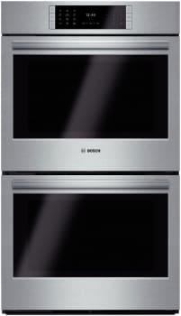 "Bosch Benchmark Series HBLP651UC - 30"" Double Electric Wall Oven"