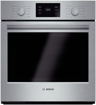 "Bosch 500 Series HBN5451UC - 27"" Single Electric Wall Oven"