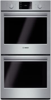 "Bosch 500 Series HBN5651UC - 27"" Double Electric Wall Oven"
